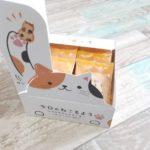 猫の模様がめちゃカワイイクッキー=おうちで味わう土産菓子①